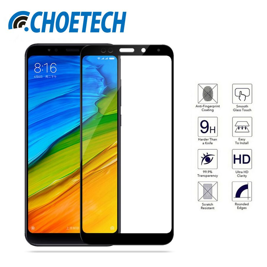 <font><b>For</b></font> Xiaomi Redmi 5 Plus <font><b>Glass</b></font> HD Clear <font><b>Full</b></font> Cover <font><b>Screen</b></font> Protector <font><b>For</b></font> Xiaomi Redmi Note 5 Pro <font><b>Tempered</b></font> <font><b>Glass</b></font> <font><b>Protective</b></font> <font><b>Film</b></font>