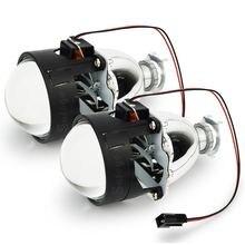 Автомобильный биксеноновый прожектор safego 1 пара lhd 25 дюйма