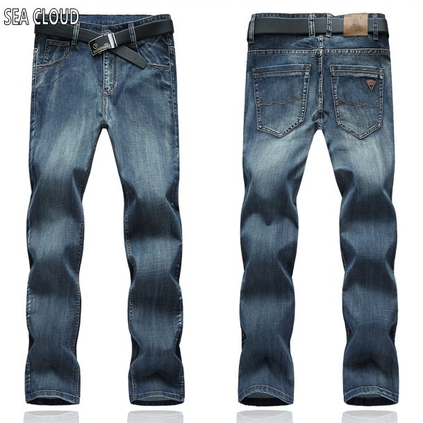 82 Winter Plus Size Military Men Hiphop Pants Cotton Jeans Straight Loose Long Trousers Brand Size 50 52 For 160 Kg
