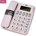 Deli 788 Тип сиденья  телефонный комплект  проводной телефон  идентификационный дисплей и память  офисный домашний телефонный комплект