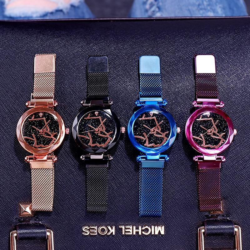 JBRL Luxury Famous Watch Women Watches Casual Magnet Strap Clock Ladies Dress Wristwatch Female Quartz Watch Hours Montre Femme