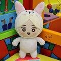 [PCMOS] 2017 Новый Kpop EXO Планета #2 Плюшевые Игрушки Чэнь Кай ЛИ Сухо xoxo Sehun BaekHyun Chanyeol Куклы Бесплатная Доставка 16041613-B