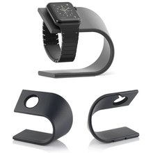 Alloy Aluminium Watch Stand Docking Charger Station Holder for Apple iWatch Charging Dock