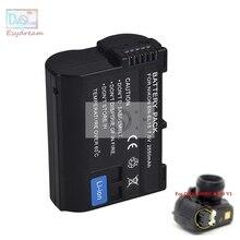 EN-EL15 ENEL15 EL15 2550mah Camera Battery for DSLR Nikon D7500 D7200 D7100 D7000 D810 D800 D800E V1 D600 D610 MB-D11 MB-D12