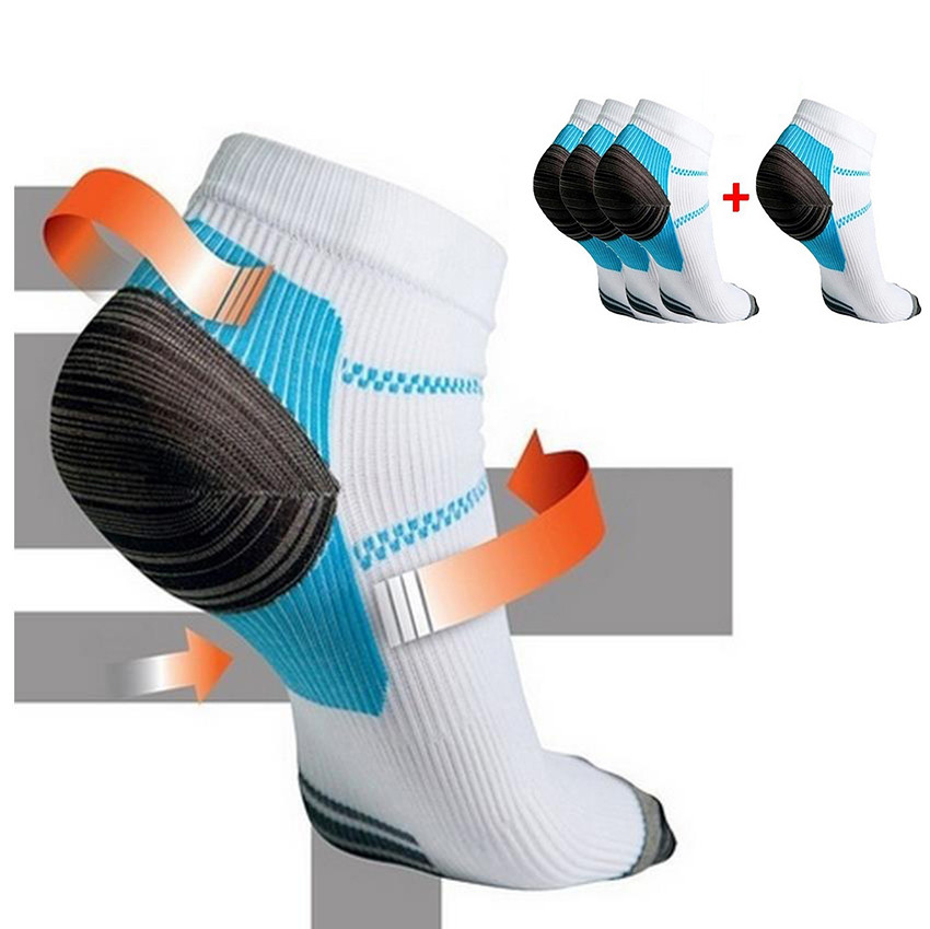 JAYCOSIN socks fashion Unisex style Veins Popular Socks Compression Socks With The Spurs For Plantar Fasciitis Arch Pain MAR13