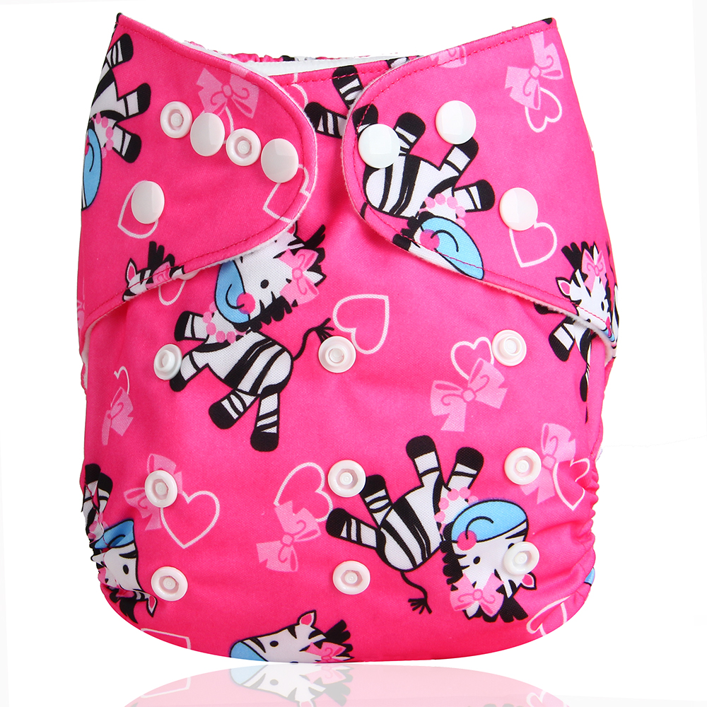 Bear Leader Baby Diaper Cover Wrap Cartoon Print Baby Nappy Changing Reusable Baby Cloth Diapers Washable Pool Cover 13 Color