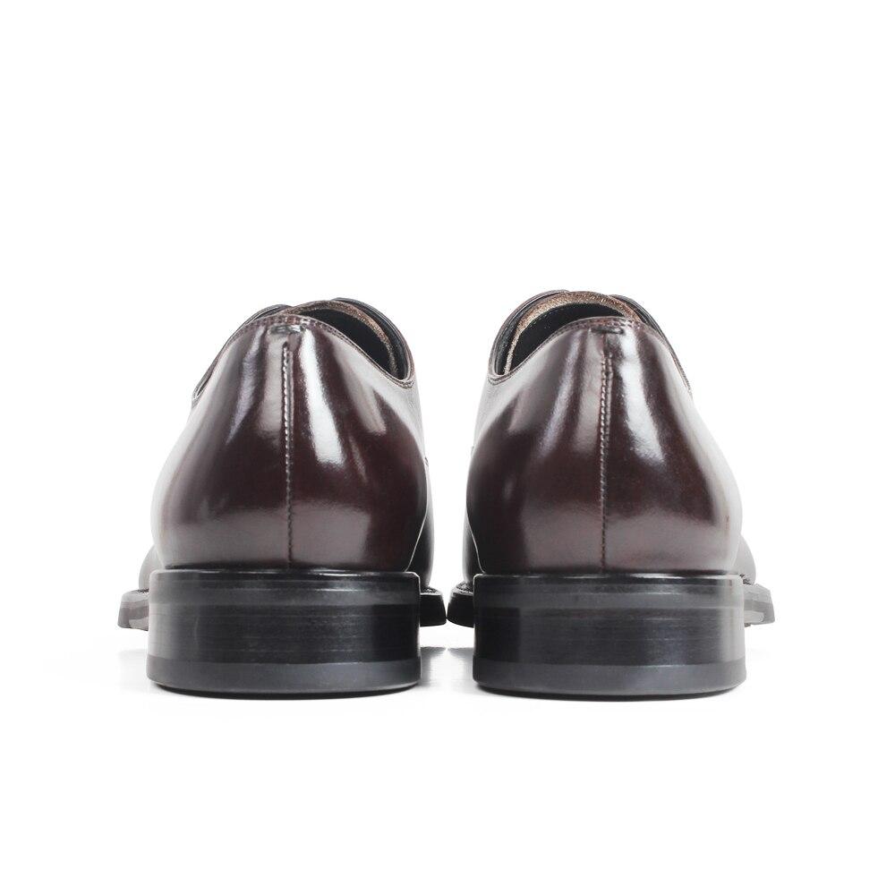 Patina Grande Picture Casamento Escritório Vestido Oxford Vaca As Vikeduo Zapatos Mans Masculino Mão Couro Tamanho Feitas Sapatos Genuíno Para Calçados Homens À De Sapato 4wr4f