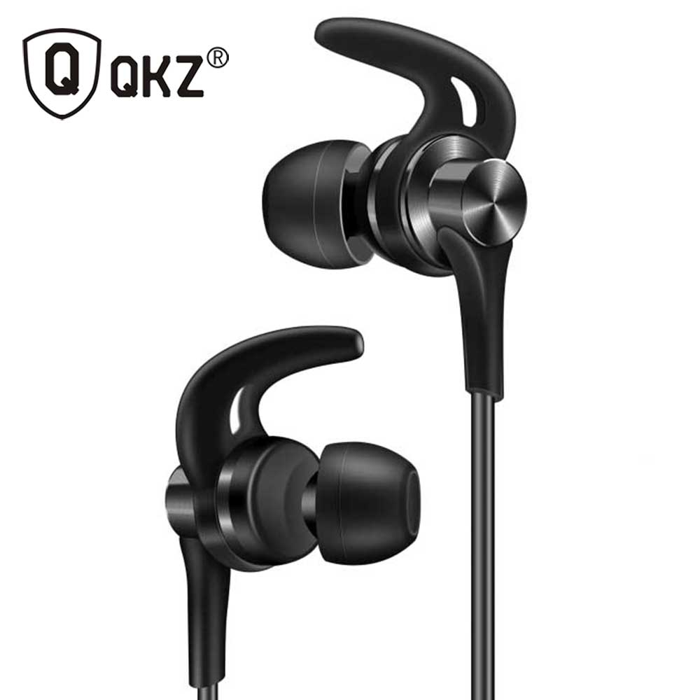 QKZ DT1 Earphone Interactive Ear Earphones Med Mikrofon Mobil Music Enthusiast Q Verdi Headset Ear Bass Fone de ouvido