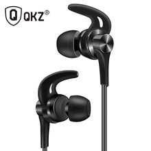 QKZ DT1 Earphone Interactive In-Ear Earphones With Microphone Mobile Music Enthu