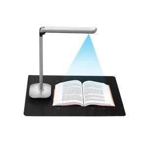 Image 2 - Складной Высокоскоростной сканер, USB Сканер книг и документов, 15 мегапикселей, формат A3 и A4, сканирование, светодиодная подсветка, технология ии