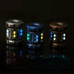 Titanium Alloy Tritium Tube Si