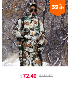 fc3b085269d48 Snow White Ghillie Suit Camouflage Suits 5pcs/Set 3D Bionic Hunting Sniper  Military Train Sniper Hunting Yowie Clothing Winter