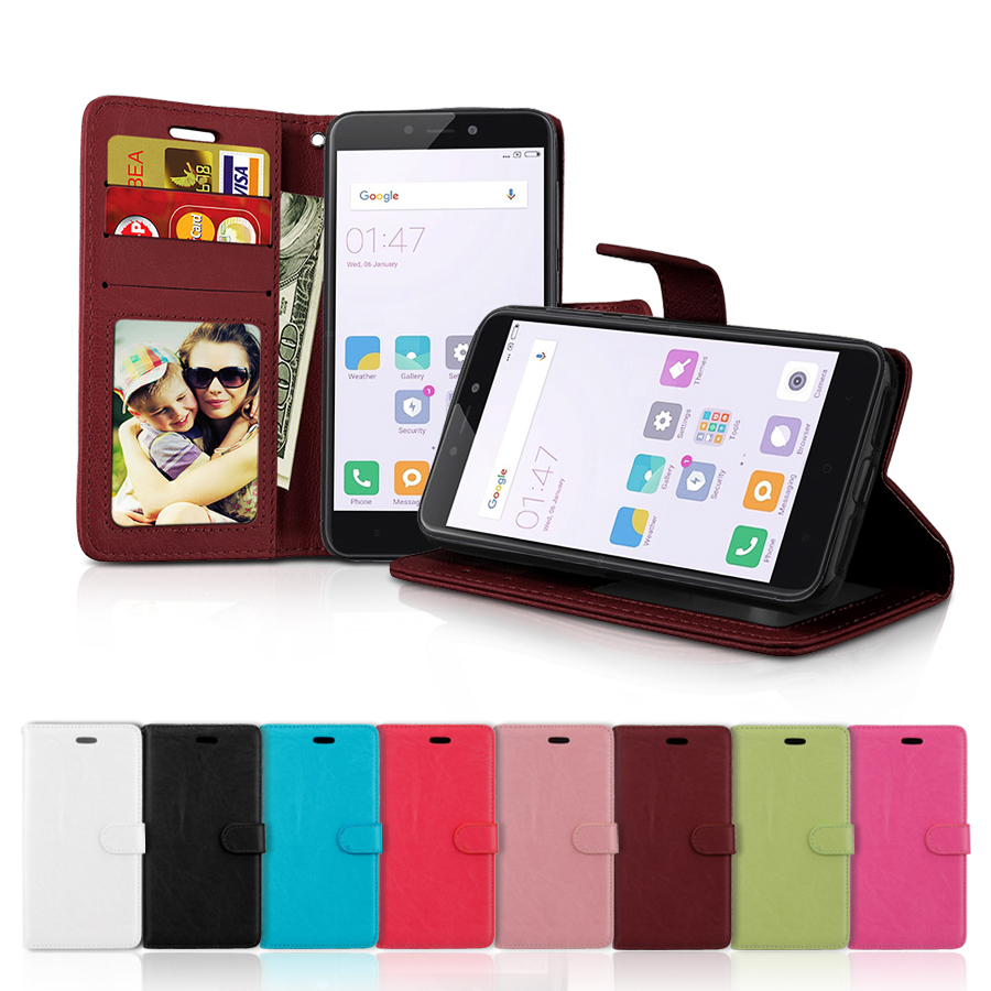 PU Leather Case For Asus Zenfone Max Plus (M1) ZB570TL/Pegasus 4S Case Cover Funda For Asus Zenfone Max Plus (M1) ZB570TL Cover