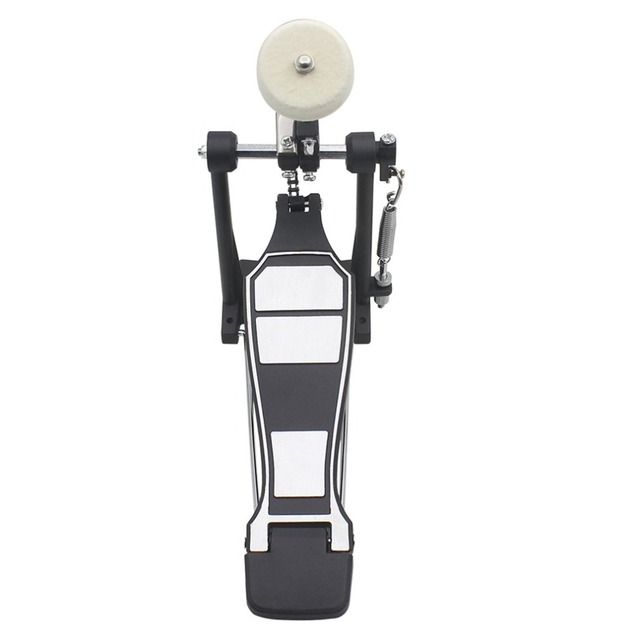 US $4 35  Aliexpress com : Buy New Medium Drum Beater Pedal Bass Kick  Hammer Felt Percussion Beats Drummer and Bell Block Cowbell Instrument  Parts