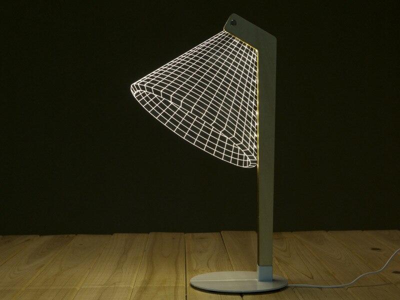 Висока якість 3D світлодіодне нічне - Нічні лампи