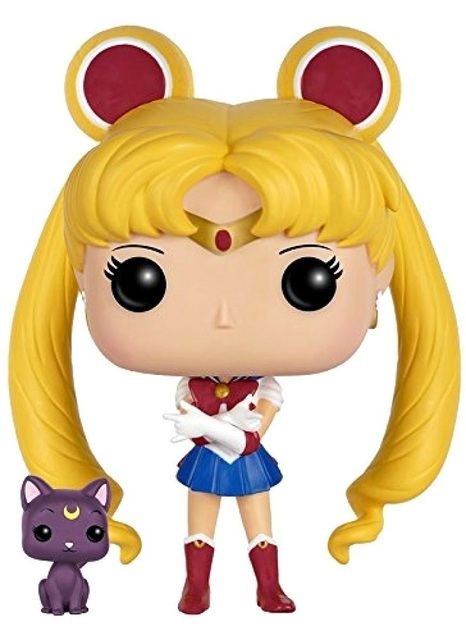 Funko POP Sailor Moon With Box