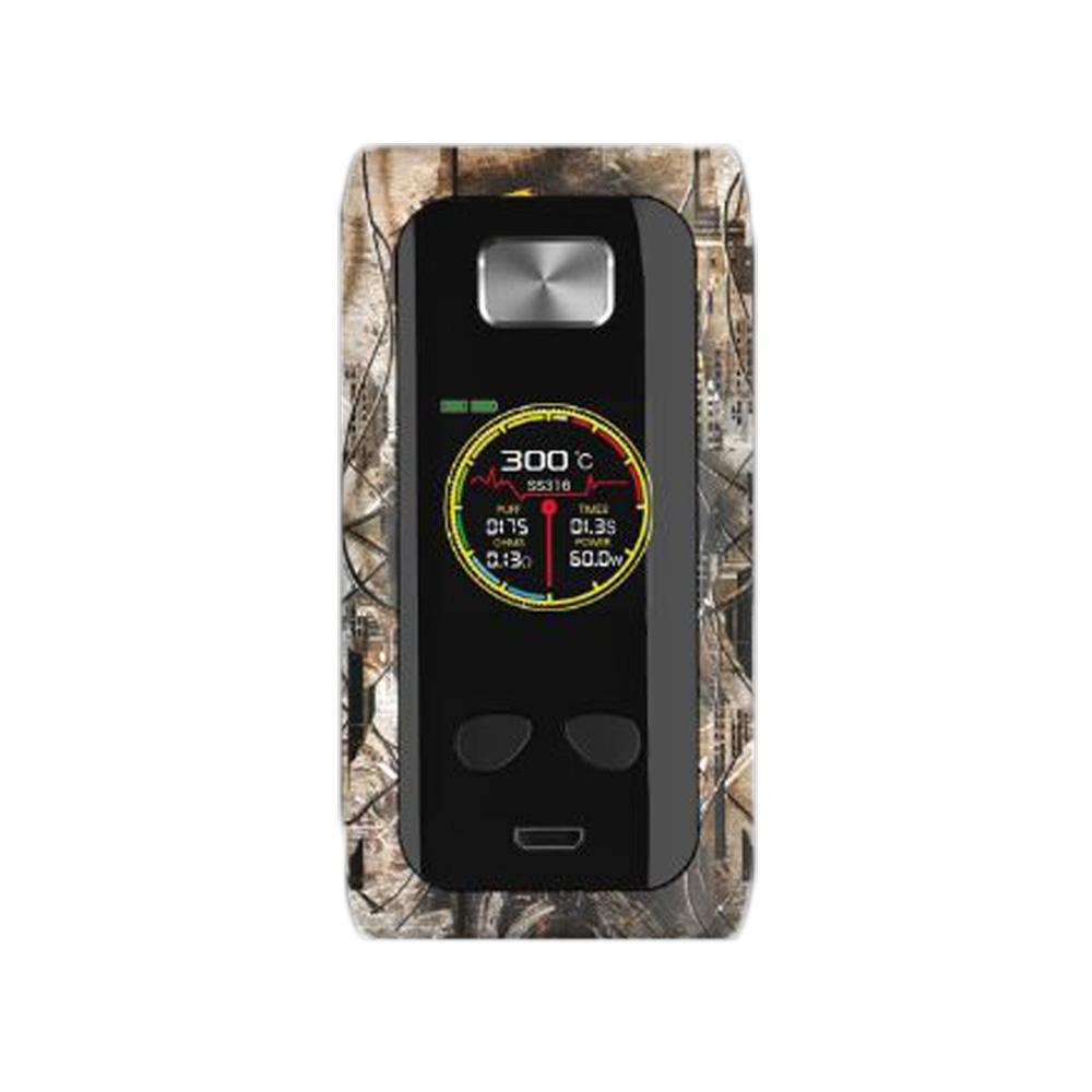 New Original Think Vape Thor TC Box MOD with High Performance VW/ TC Modes No 18650 Battery Electronic Cigarette Vape Mod