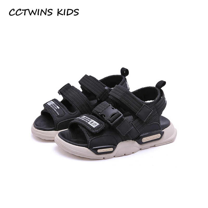 CCTWINS Kids Shoes 2019 Summer Girls Fashion Shoe Mesh Boys Casual Toddler Children Beach Flat Baby Brand Black Sandals BS227CCTWINS Kids Shoes 2019 Summer Girls Fashion Shoe Mesh Boys Casual Toddler Children Beach Flat Baby Brand Black Sandals BS227