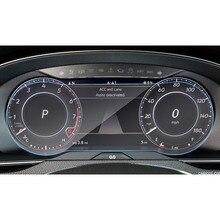 RUIYA Screen Protector Für Arteon 12,3 Zoll 2019 Digitale Cockpit LCD Dashboard Display Bildschirm Auto Innen Zubehör