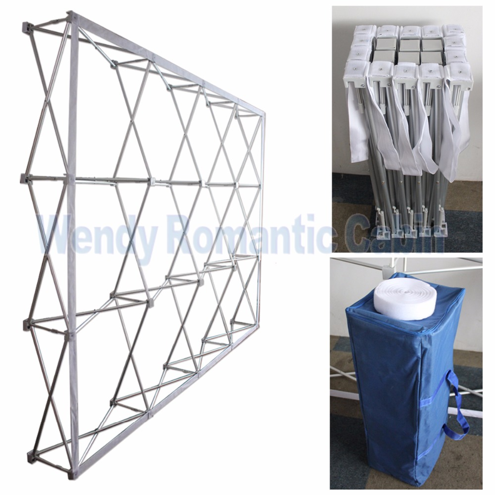 2.3M x 3.05M Flower Wall Stand Aluminum Flower Backdrop Frame Good Quality wedding props