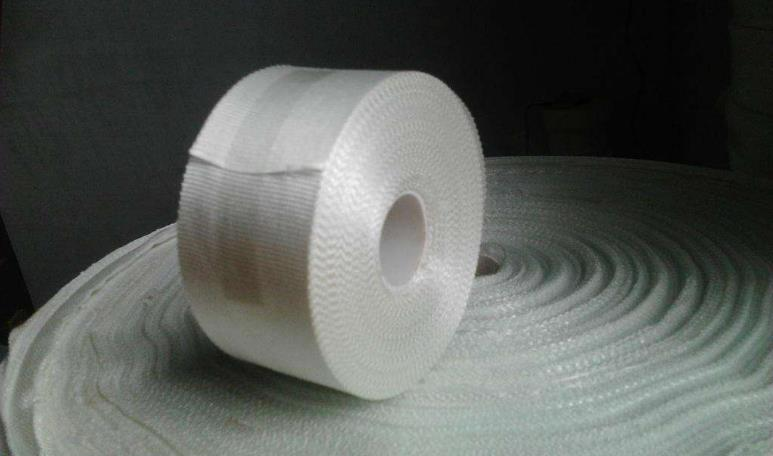 Width 10cm X 40 Meters Glass Fiber Cloth Tape,fireproof Retardant, Heat Insulation, Anti-corrosion Insulation Material.