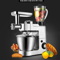 Multi function Commercial Electric Noodle & Pasta Maker Dough Mixer Automatic Home Pasta Machine Kitchen Cooking Tool for Noodle
