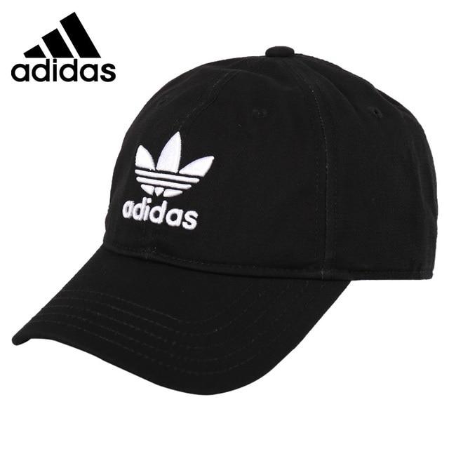 a22dd354447dc Original New Arrival 2018 Adidas Originals TREFOIL CAP Unisex Running Sport  Caps