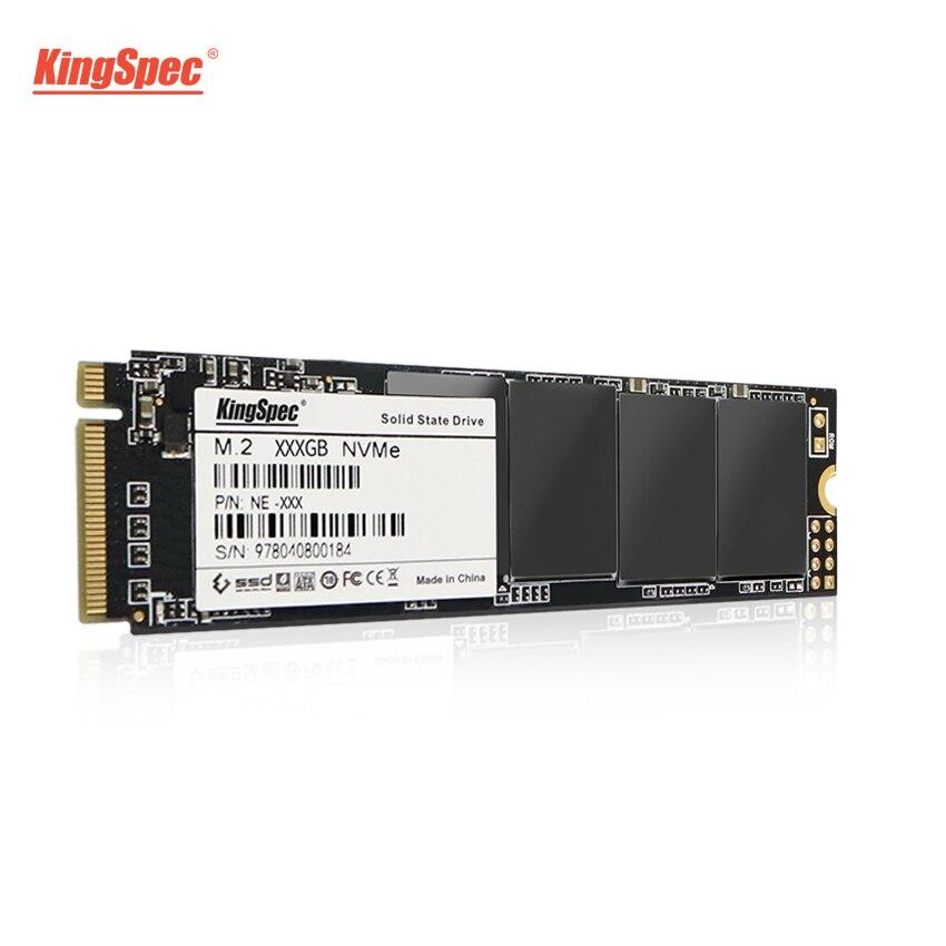 KingSpec M.2 PCI-e NVMe 120 gb 128 gb 512 gb SSD Solid State Disk NGFF SSD 256 gb Interne 2280 m.2 Disque Dur pour Ordinateur Portable De Bureau PC