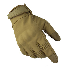 TAK YIYING Camouflage Tactical Gloves Army waterproof Paintball Shooting Military Gloves Airsoft Gloves