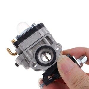 Image 2 - 에코 SRM 260S 261S 261SB PPT PAS 260 261 BC4401DW 트리머 용 무료 배송 기화기 10mm 카브 w/가스켓