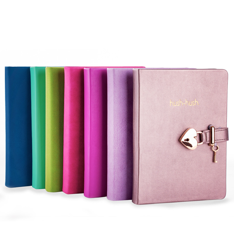 diário caderno com bloqueio-* melhor vendedor