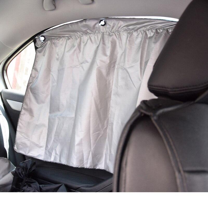 Voiture Rideau Pare Soleil De Fenêtre Latérale Pour Renault Megane 2