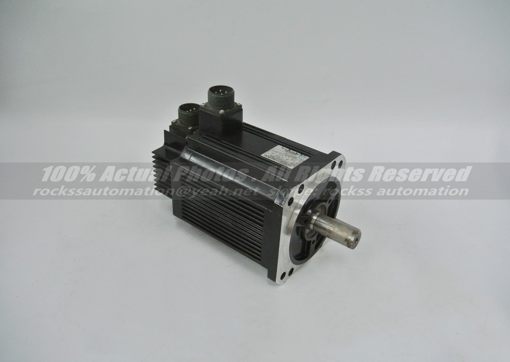 Used AC Motor Inverter Motor Engine TSB13202B-3NHA Servo Motor High Torque for Free DHL used servo motor hc kfs053d almost new warranty for three months