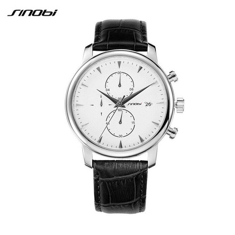 sinobi watches brand luxury chronograph