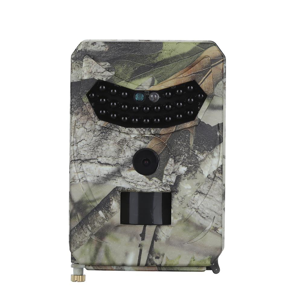 HD Wildlife Hunting Camera 12MP 1080P 120 Degrees PIR 940NM Infrared Scouting Game Trail Cameras Trap ...