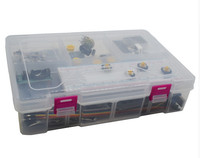 UNO R3 KIT Upgraded version of the Starter Kit the RFID learn Suite LCD 1602 for kit With Retail Box