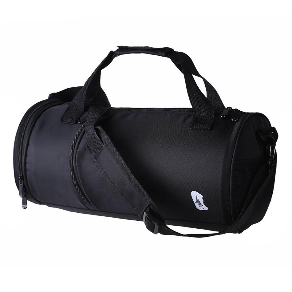Gym Bag Briefcase: Waterproof EVA Men Gym Yoga Fitness Gym Bag Men's Shoulder