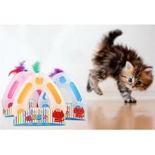 Новая креативная емкость для домашних животных кошка игрушка весна особенности безумный, развлекательный диск Многофункциональный диск игровая деятельность шарик для котов