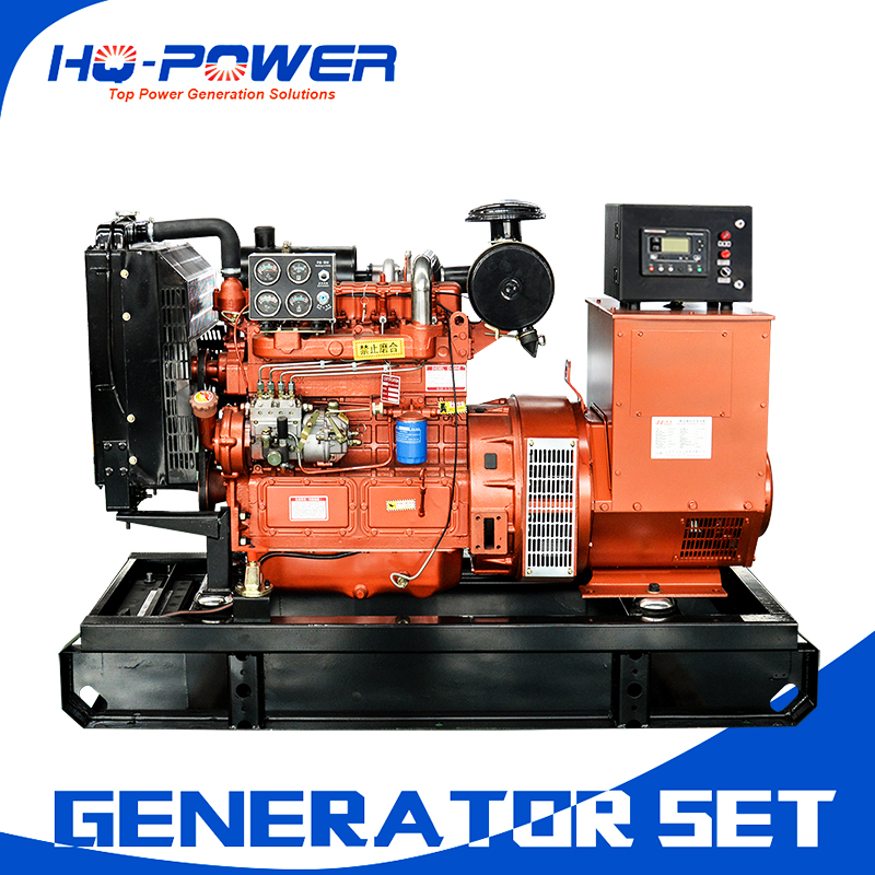 power 40kw 50kva three phase synchronous diesel generator
