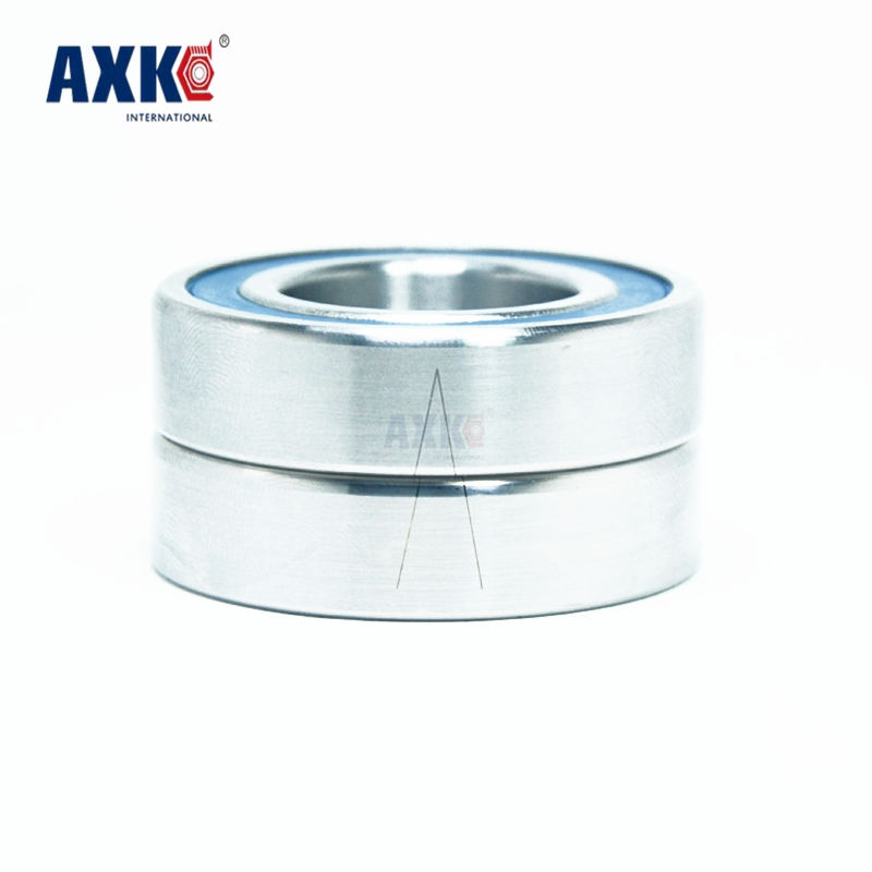 Axk 1 Pair 7005 H7005c 2rz P4 Db A 25x47x12 25x47x24 Sealed Angular Contact Bearings Speed Spindle Bearings Cnc Abec-7 1 pair mochu 7005 7005c 2rz p4 dt 25x47x12 25x47x24 sealed angular contact bearings speed spindle bearings cnc abec 7