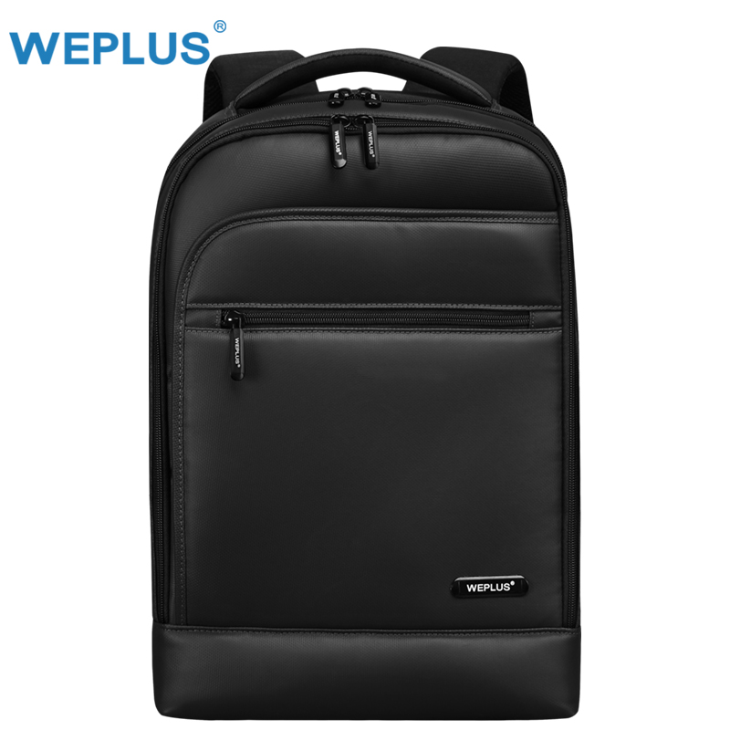 15.6 inch Laptop Backpack For Men Business Waterproof Backpacks Large Capacity Bag Casual Travel school Male leather mochila ozuko simple style business casual men backpack school bag women travel bag 15 6 inch laptop backpacks waterproof oxford mochila