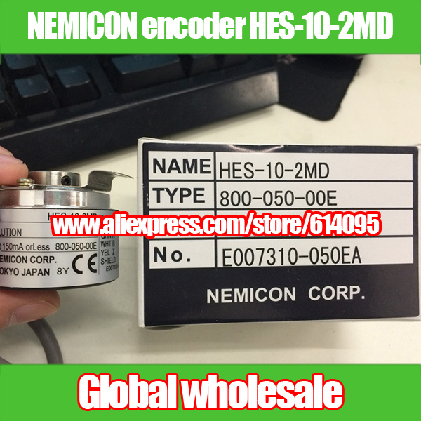 1pcs NEMICON encoder HES 10 2MD 1000P R 1000 line economic NEMICON encoder