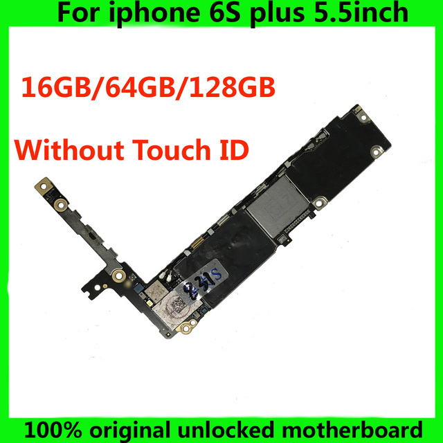 79 19 Aucune Empreinte Digitale 100 D Origine Ios Carte Mere Pour Iphone 6sp 16 Gb 64 Gb 128 Gb Ios Debloque Dans Le Monde Carte Mere Pour