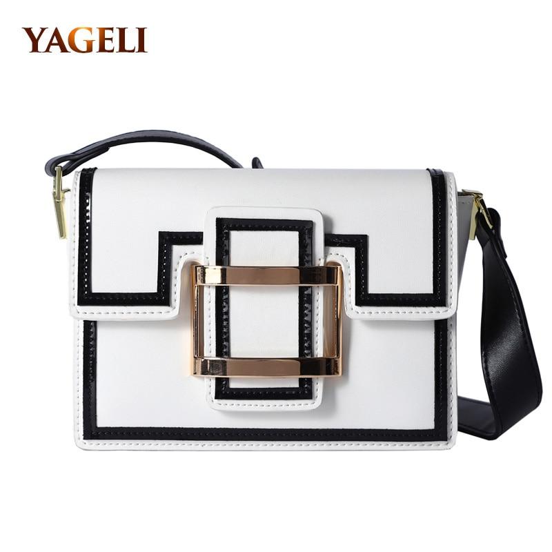 купить Genuine leather handbag for women 2018 luxury handbags women bags designer fashion shoulder messenger bags female crossbody bags по цене 2989.46 рублей