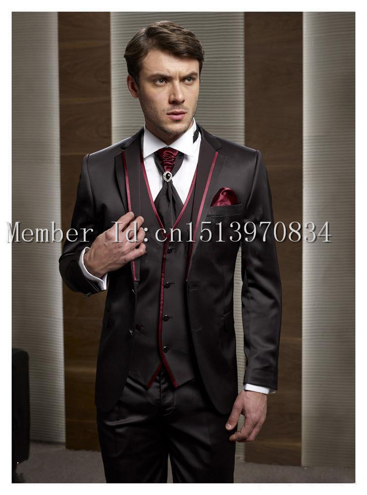 Chocolate Brown Suit Vest Promotion-Shop for Promotional Chocolate