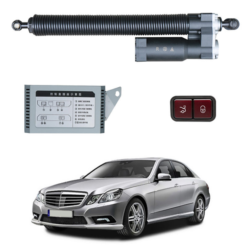 Smart Auto Electric Tail Gate Lift For Mercedes Benz E Class 2016