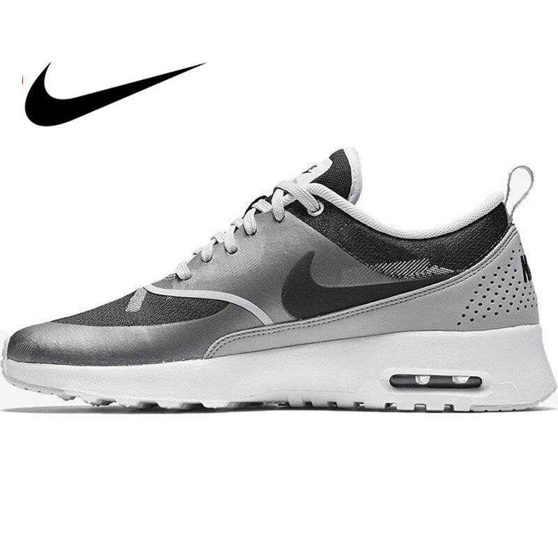 Оригинальные аутентичные NIKE для женщин Training кроссовки Открытый Прогулки Бег Спортивная обувь удобные быстро низкий Топ 844955