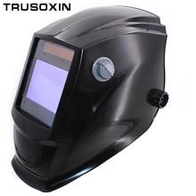 цена на Big View Eara 4 Arc Sensor DIN5-DIN13 Solar Auto Darkening TIG MIG MMA Grinding Welding Mask/Helmet/Welder Cap/Lens/Face mask
