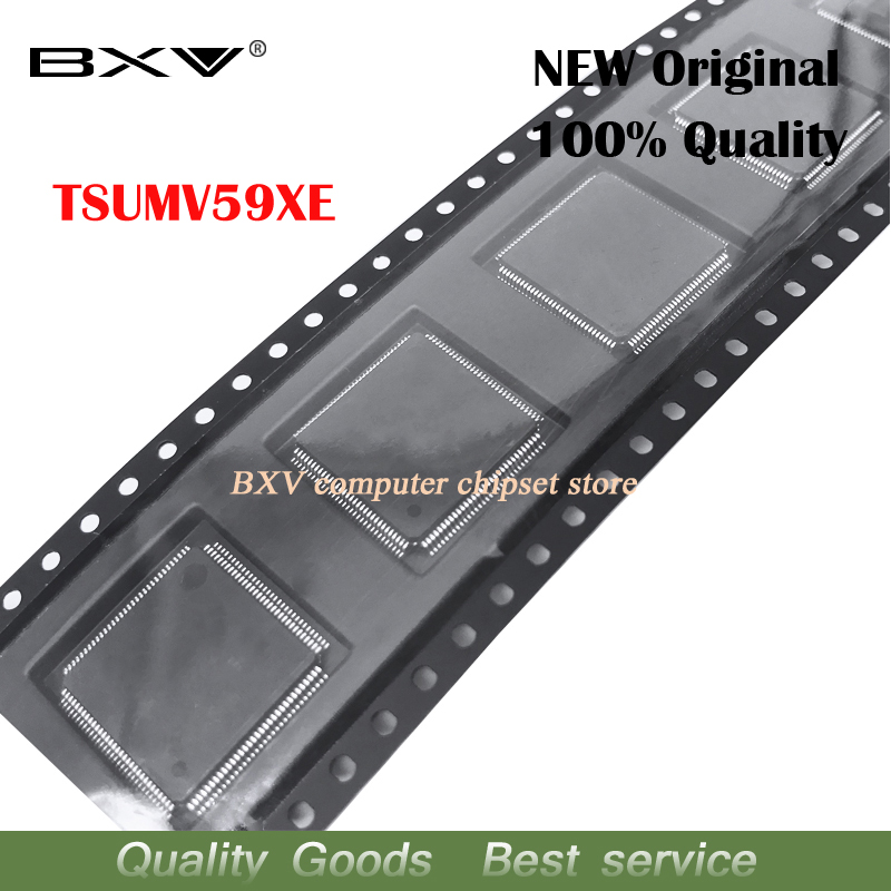 1pcs  TSUMV59XE TSUMV59XE-Z1 QFP-128 Chipset New Original