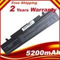 6 Ячеек 5200 мАч 11.1 В Батареи Ноутбука для Samsung RC510 RF510 RC530 RC710 RF411 RV410 RV411 RV415 RV510 RV508
